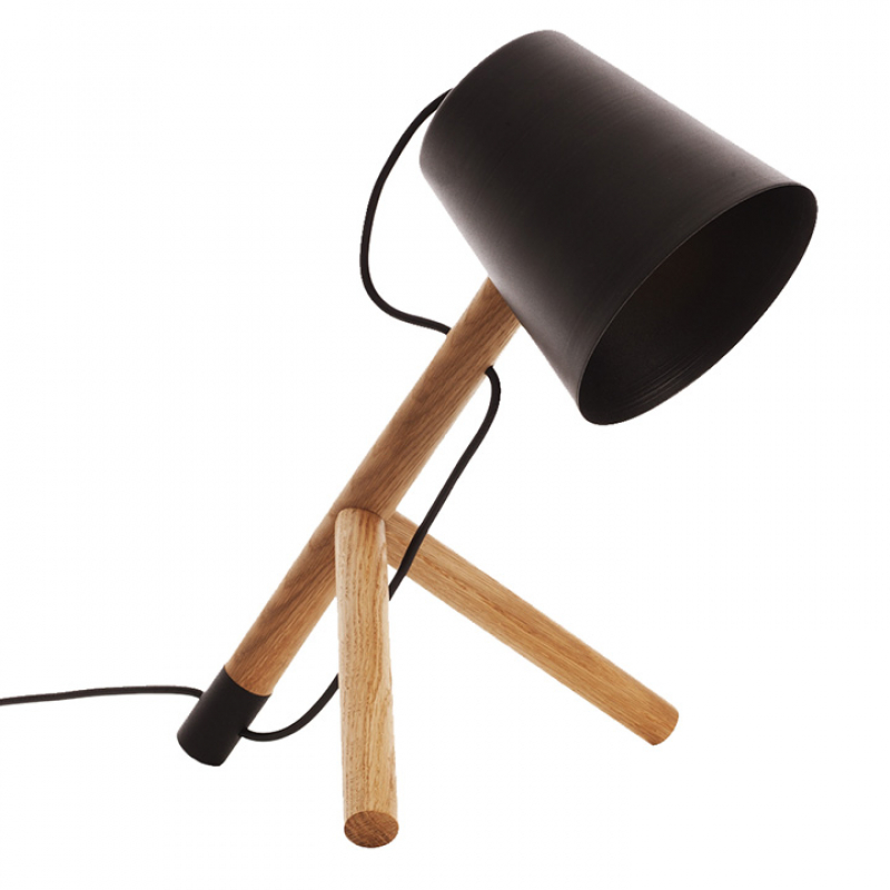 LITTLEMAN LAMP BLACK