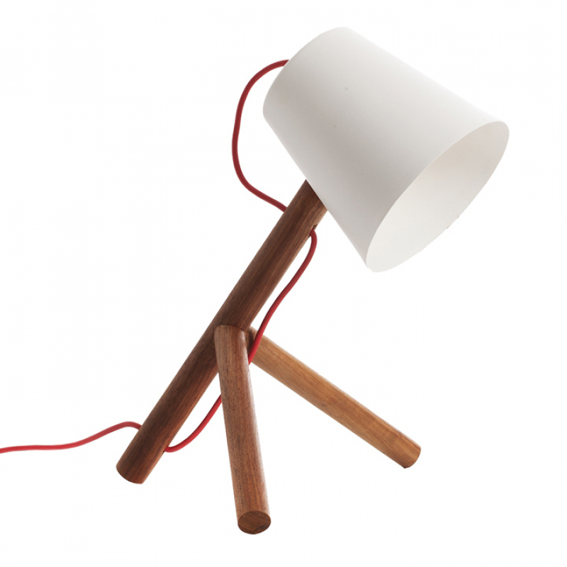 LITTLEMAN LAMP WHITE