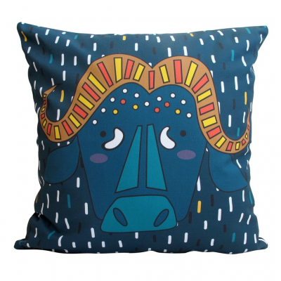 BIG 5 BUFFALO CUSHION