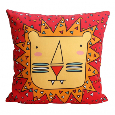BIG 5 LION CUSHION