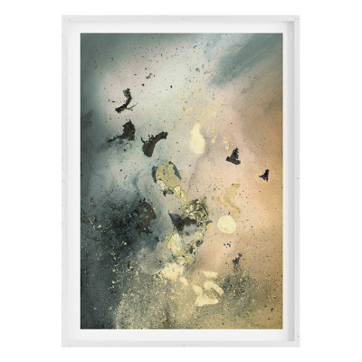 ON THE BRIGHT SIDE A1 ART PRINT