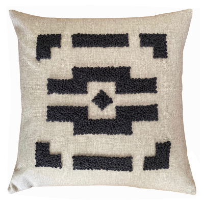 SQUARE NDEBELE CUSHION COVER THREE
