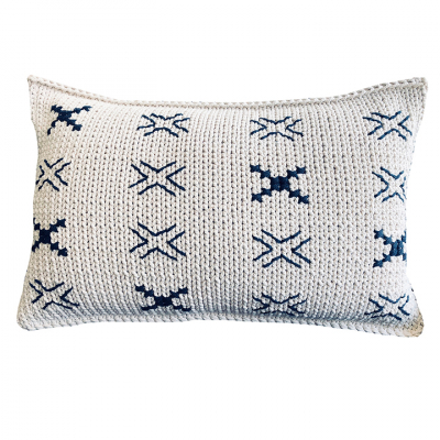 BOLD-X COTTON TWINE CUSHION