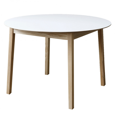 ROUND WHITE TOP TABLE