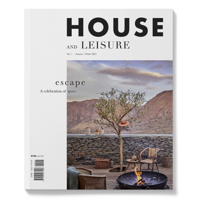 HOUSE AND LEISURE VOLUME ONE ESCAPE ISSUE
