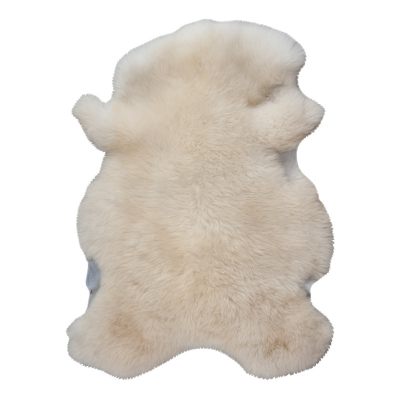 LONG HAIRED SHEEPSKIN RUG NATURAL