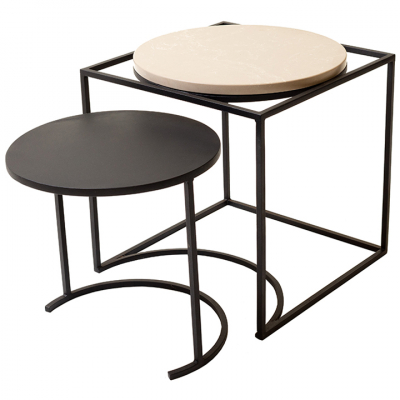 FLOSS NESTING TABLE TUSCAN DAWN