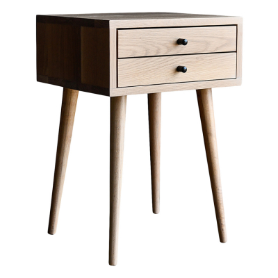 FIFTIES RETRO BEDSIDE TABLE