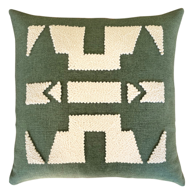 SQUARE NDEBELE CUSHION COVER ONE