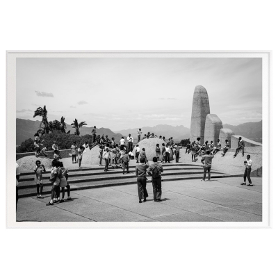 PAARL MONUMENT FILM ART PRINT