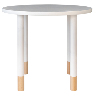 ROSA ROUND KIDS WOODEN TABLE