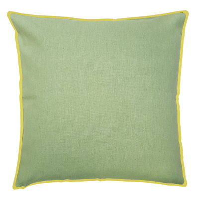 COLOUR POP PILLOW SPRUCE AND LEMON