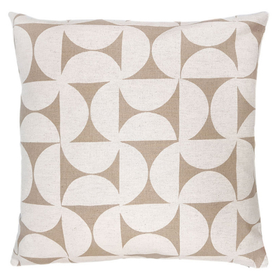 BREEZE SAND SQUARE CUSHION COVER