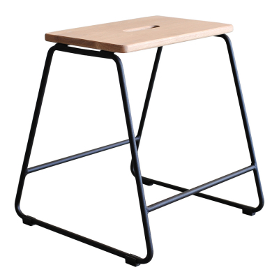 MELBOURNE SQUARE DINING STOOL