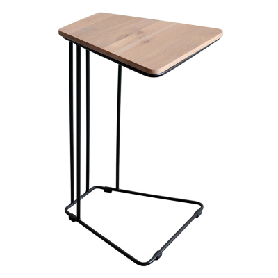 COUCH SLIDE SIDE TABLE