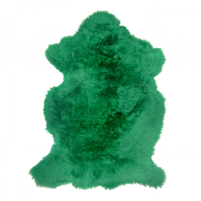 LONG HAIRED SHEEPSKIN RUG BRIGHTS