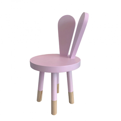 PINK BUNNY CHAIR