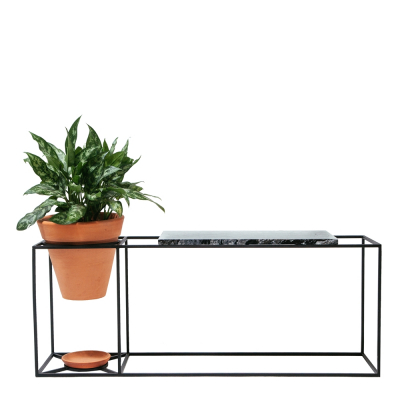 PLANTER BENCH AND TABLE