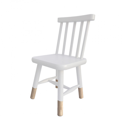 VINTAGE KIDS CHAIR WHITE